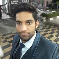 Hindi teacher Mridul